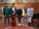 Five Students selected to All-District Music Festival