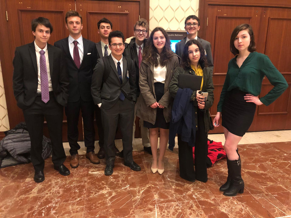 Seven Recognized at Harvard Model Congress