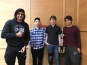 Four Commonwealth Seniors take second place in statewide chess championship