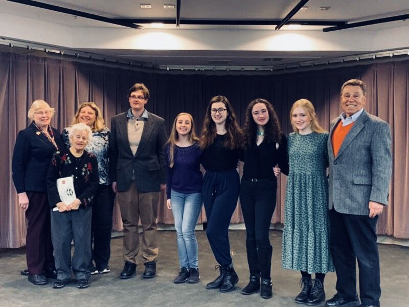 Amalya Labell '21 Places Third in State Shakespeare Competition